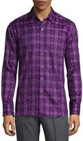 Robert Graham Men's Classic Cotton Button-Down Shirt