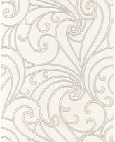 Graham & Brown Wallpaper Sample - Saville Grey