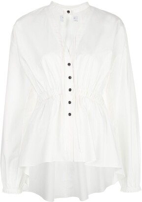 Proenza Schouler White Label Shirting Top