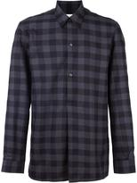 Maison Margiela checked causal shirt - men - Cotton - 40