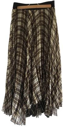 Maje Fall Winter 2019 Beige Skirt for Women