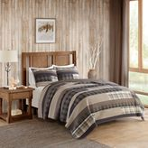 Woolrich Winter Plains Reversible Quilt Set in Taupe