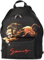GIVENCHY Leo Print Backpack