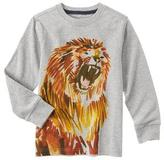 Gymboree Lion Long Sleeve Tee