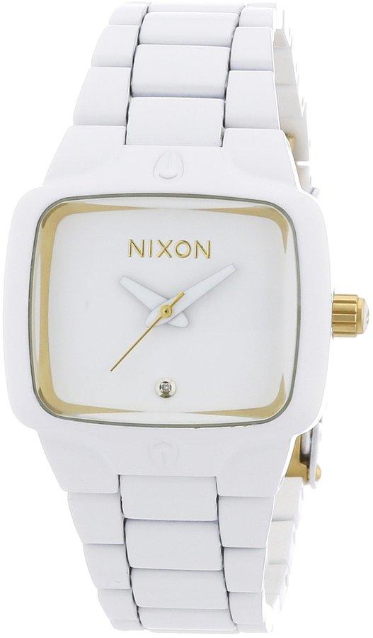 Nixon Women's Player A3001035 Stainless-Steel Quartz Watch