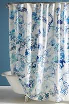 Anthropologie Hariette Shower Curtain