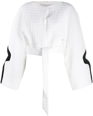 Chalayan Croped Top