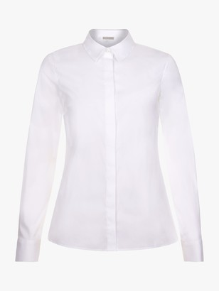 Hobbs Petite Vic Shirt, White