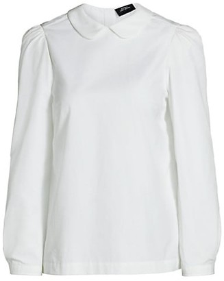 Marc Jacobs Peter Pan Collared Blouse