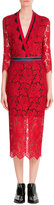 Preen Lace Dress
