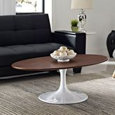 Modway Lippa Oval Coffee Table