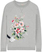 Cath Kidston Mickey Bouquet Placement Sweatshirt