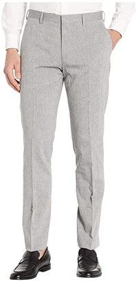 J.Crew Ludlow Slim-Fit Unstructured Suit Pant (Light Grey) Men's Casual Pants
