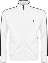 Ralph Lauren Full Zip Sweatshirt White