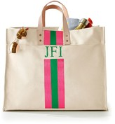 Mark And Graham Hand-Painted Canvas Shopper Tote