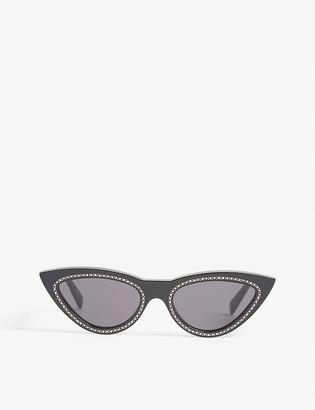 Celine Cl4019IS embellished cat-eye frame sunglasses