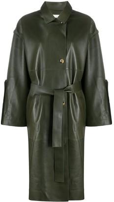 Áeron Oversized Trench Coat
