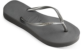 Havaianas Women's Slim Flatform Thong Sandals