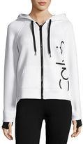 Calvin Klein Scuba Zip-Front Hoodie