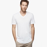 James Perse Clear Jersey V-Neck