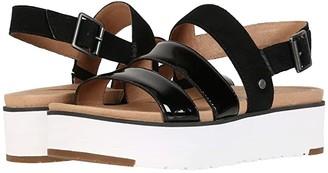 UGG Braelynn (Black) Women's Sandals