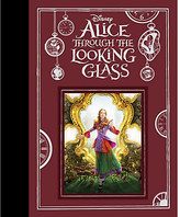 Disney Alice Through the Looking Glass Book