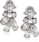 Ben-Amun Jewelry Crystal Stud Earrings
