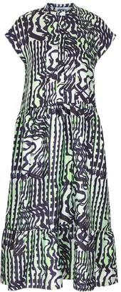 Samsoe & Samsoe Samse Samse Margo Printed Midi Dress