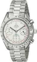Omega Men's 3538.30.00 Speedmaster Torino Olympic Collection Automatic Chronograph Watch