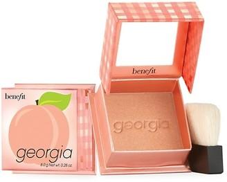 Benefit Cosmetics Georgia Golden Peach Blush