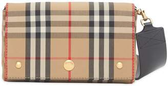 Burberry Small Vintage Check Cross-Body Bag