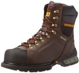Caterpillar Men's Excavator 8-Inch WP FF Work Boot