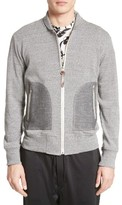 Junya Watanabe Men's Zip-Up Sweatshirt