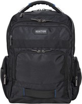 """Kenneth Cole Reaction Triple Compartment 17.0"""" Computer Backpack With RFID Blocking Screen"""