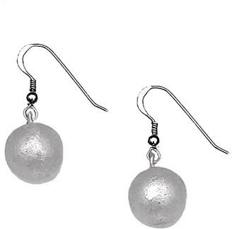 Slate & Salt Recycled Bomb Ball Earrings
