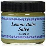 WiseWays Herbals Salves for Natural Skin Care, Lemon Balm Cream 2 oz