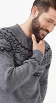 Esprit OUTLET nordic wool blend jumper