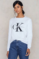 Calvin Klein True Icon Logo Sweatshirt