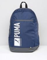 Puma Pioneer Backpack I In Navy 7339102