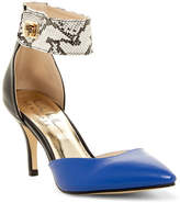 Nicole Miller Brandy Turn-Lock Pump