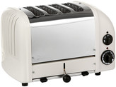 Dualit Classic Toaster - Canvas White - 4 Slot