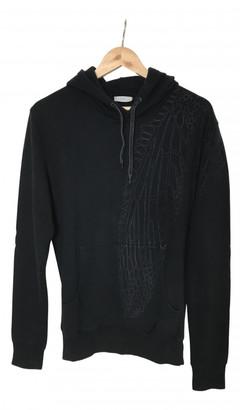 Christian Dior Black Cotton Knitwear & Sweatshirts