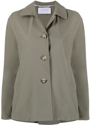 Harris Wharf London Loden Light Technic jacket