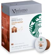 Starbucks VerismoTM 12-Count House Blend Brewed Coffee Pods