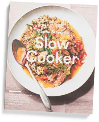 Martha Stewart#39;s Slow Cooker Cookbook