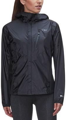 Outdoor Research Helium Hybrid Hooded Jacket - Women's