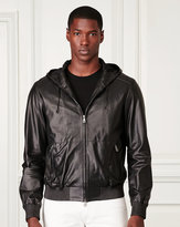 Ralph Lauren Mitchell Leather Jacket