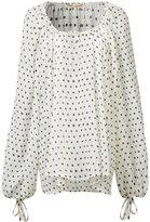 Saint Laurent polka-dot blouse - women - Silk - 36
