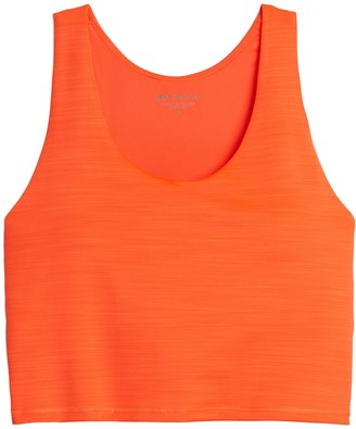 Athleta Ultimate Space Dye Crop In Supersonic D-Dd
