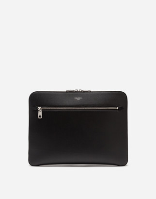Dolce & Gabbana Calfskin Document Holder